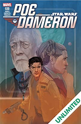 Star Wars: Poe Dameron (2016-2018) #20