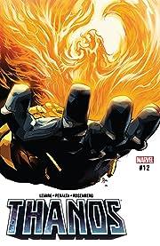 Thanos (2016-2018) #12