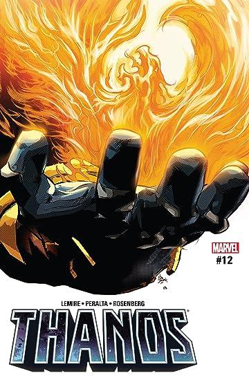 Thanos (2016-) #12