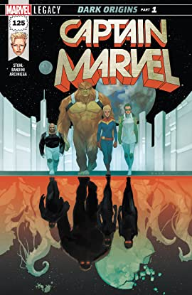 Captain Marvel (2017-2018) #125