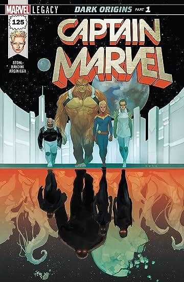 Captain Marvel (2017-) #125