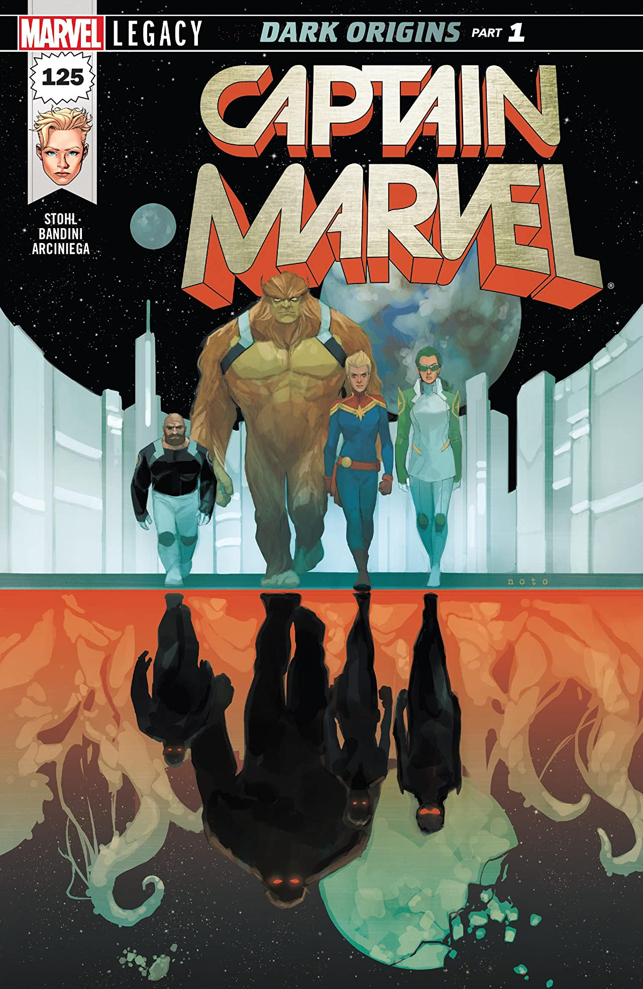 Captain Marvel (2017-) #125