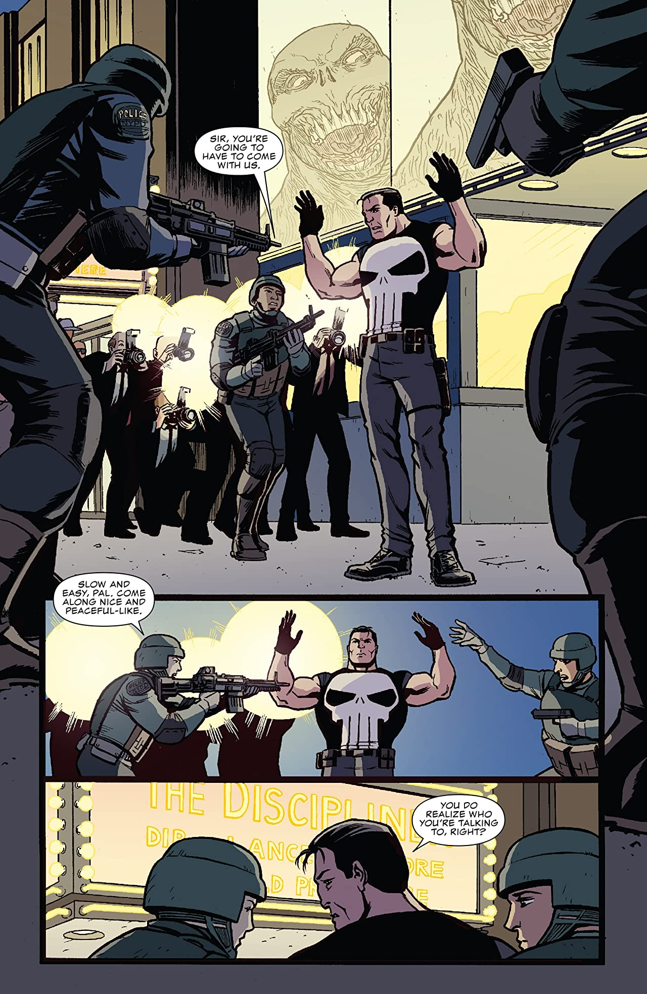 The Punisher (2016-2018) #17