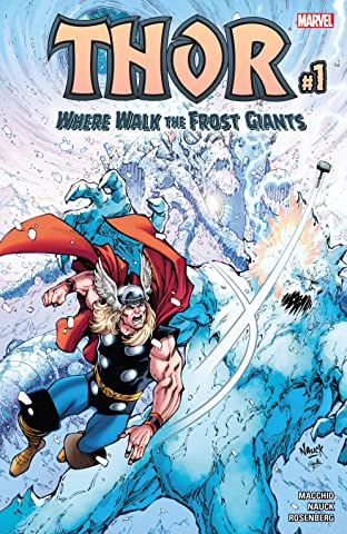 Thor: Where Walk The Frost Giants (2017) No.1