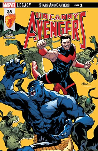Uncanny Avengers (2015-2017) #28