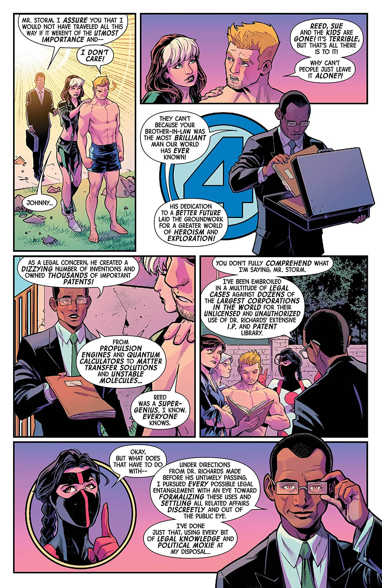 Uncanny Avengers (2015-) #28