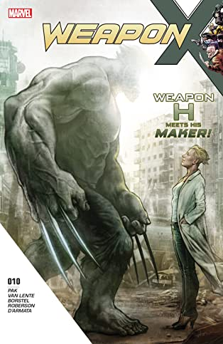 Weapon X (2017-2018) #10