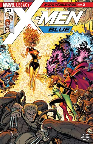 X-Men: Blue (2017-) No.13