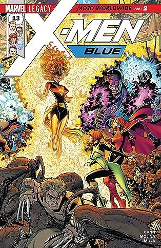 X-Men Blue (2017-) #13