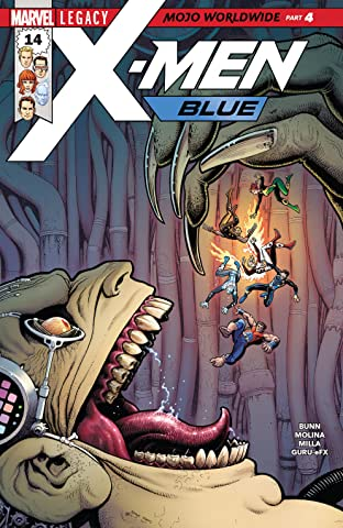 X-Men Blue (2017-) No.14
