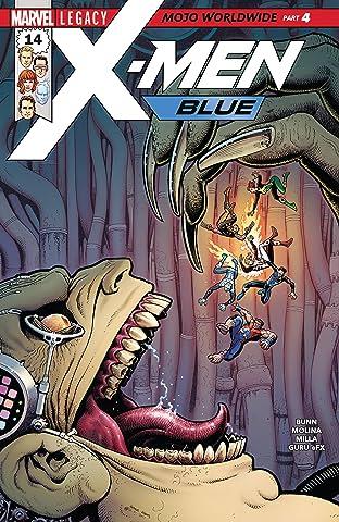 X-Men: Blue (2017-) #14
