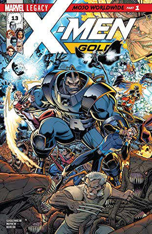 X-Men Gold (2017-) No.13
