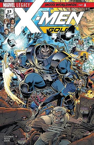 X-Men: Gold (2017-) #13
