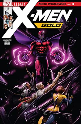 X-Men Gold (2017-2018) #14