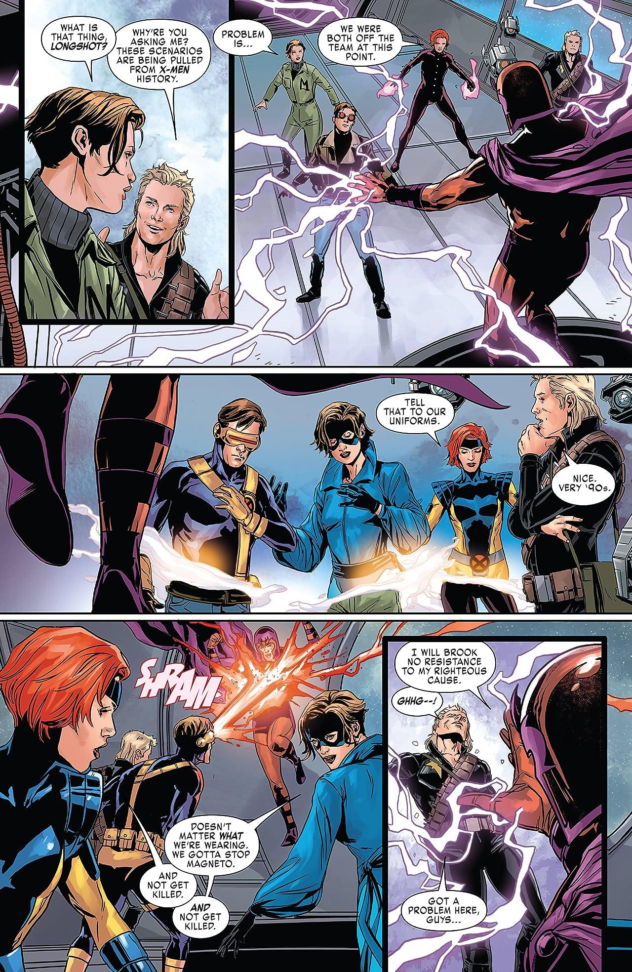 X-Men Gold (2017-) #14