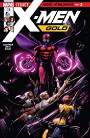 X-Men: Gold (2017-) #14