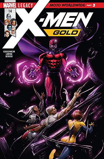 X-Men: Gold (2017-) No.14