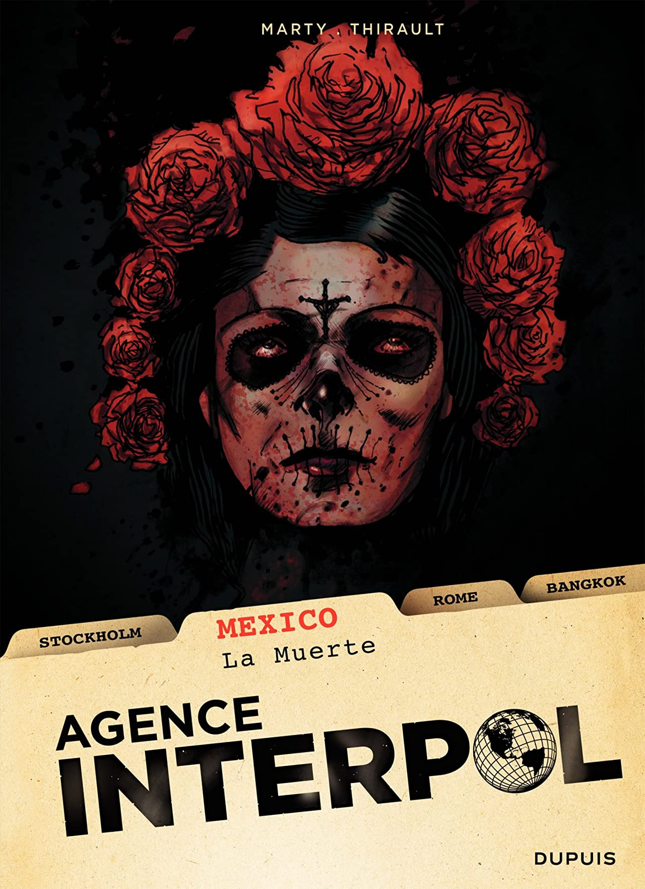 Agence Interpol: Mexico