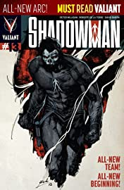 Shadowman (2012- ) #13: Digital Exclusives Edition