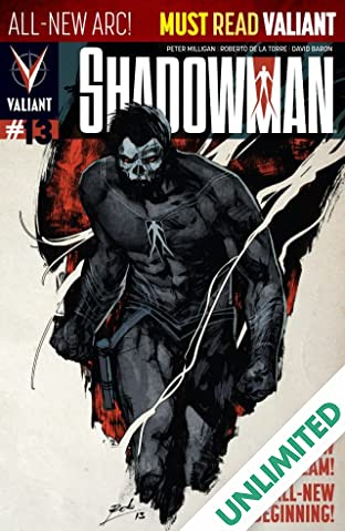 Shadowman (2012- ) #13: Digital Exclusives Edition