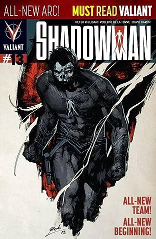 Shadowman (2012- ) No.13: Digital Exclusives Edition