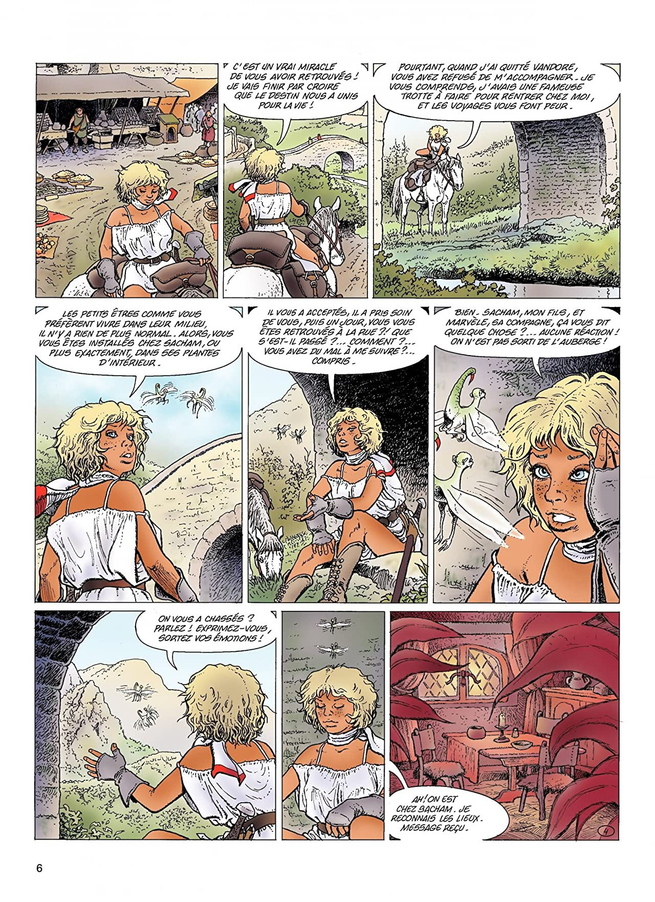 Aria Vol. 32: Le diable recomposé