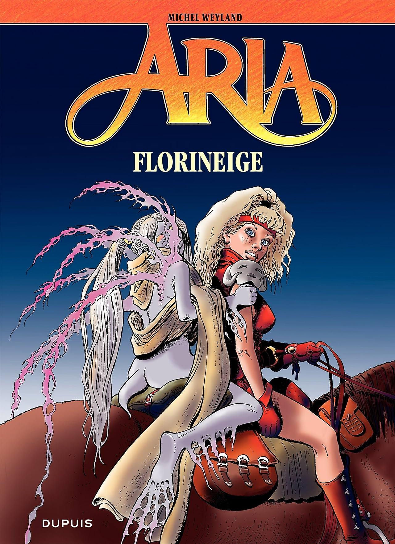 Aria Vol. 25: Florineige