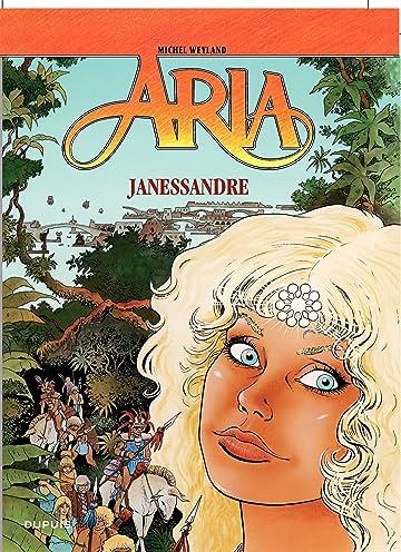 Aria Vol. 12: Janessandre
