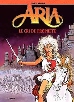 Aria Vol. 13: Le cri du prophète