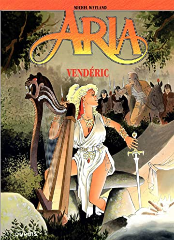 Aria Vol. 15: Venderic