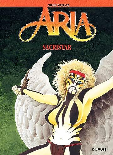 Aria Vol. 19: Sacristar