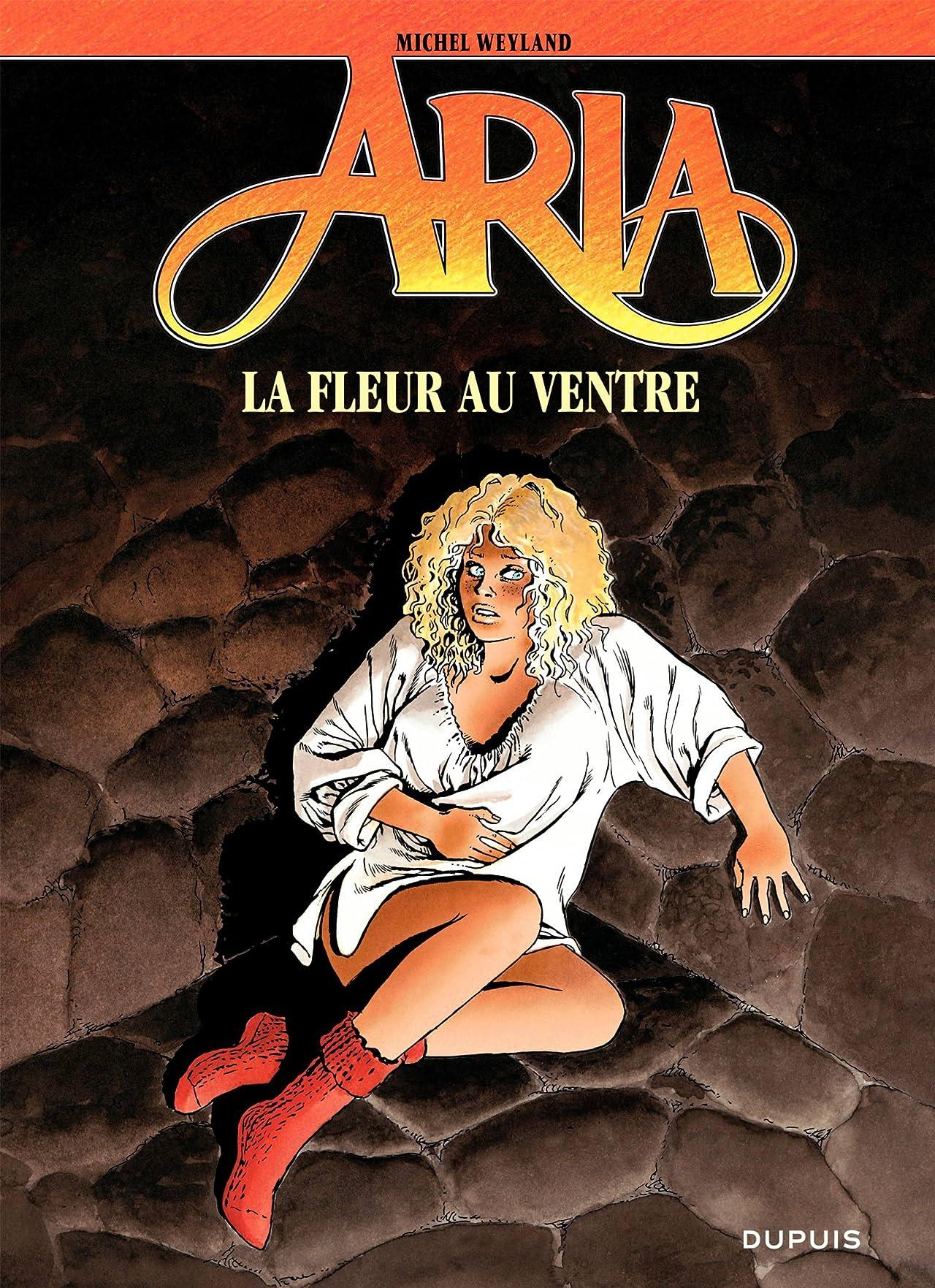Aria Vol. 20: La fleur au ventre