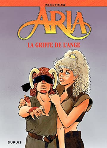 Aria Vol. 21: La griffe de l'Ange