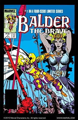 Balder The Brave No.1