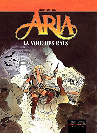 Aria Vol. 22: La voie des rats