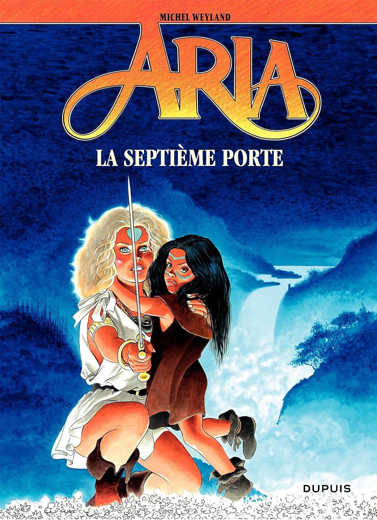 Aria Vol. 3: La septième porte
