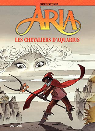 Aria Vol. 4: Les chevaliers d'Aquarius