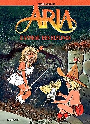 Aria Vol. 6: L'anneau des Elflings