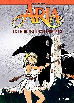 Aria Vol. 7: Le tribunal des corbeaux