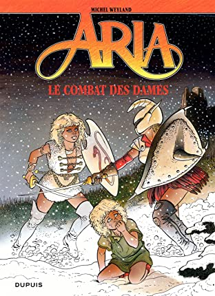 Aria Vol. 9: Le combat des Dames