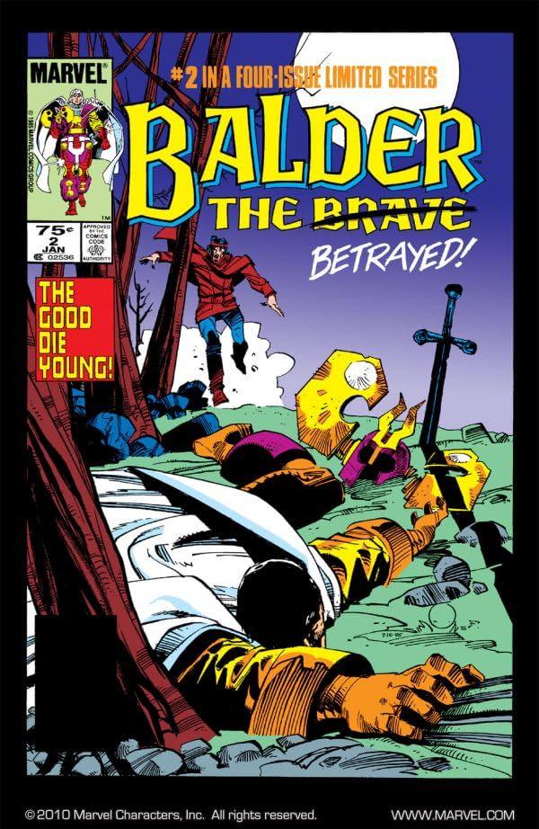 Balder The Brave #2