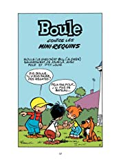 Boule contre les mini-requins