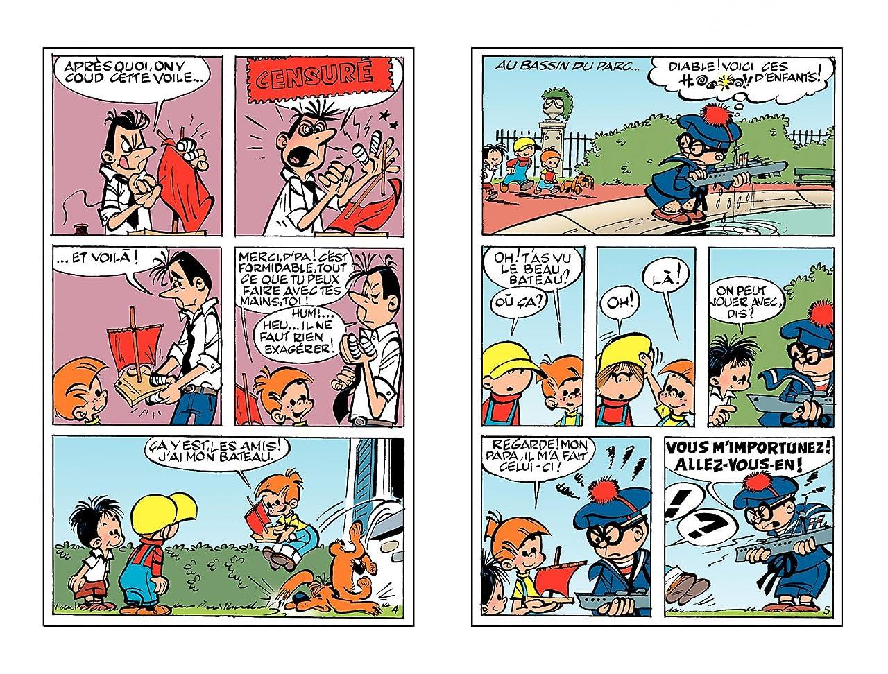 Boule et Bill Vol. 1: Tel Boule, tel Bill