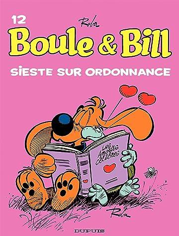 Boule et Bill Vol. 12: Sieste sur ordonnance