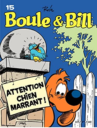 Boule et Bill Vol. 15: Attention, chien marrant !