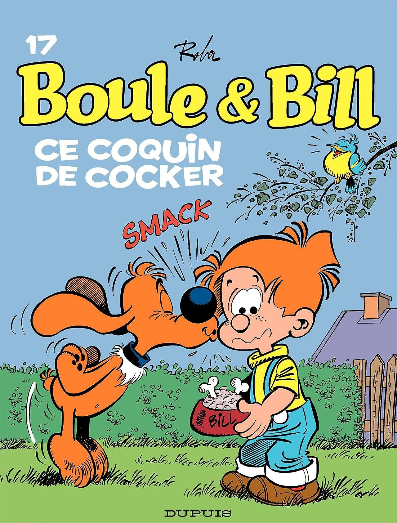 Boule et Bill Vol. 17: Ce coquin de cocker