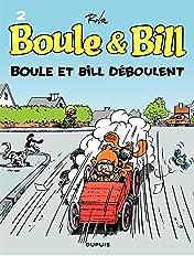 Boule et Bill Vol. 2: Boule et Bill déboulent