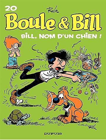 Boule et Bill Vol. 20: Bill, nom d'un chien !