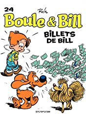 Boule et Bill Vol. 24: Billets de Bill