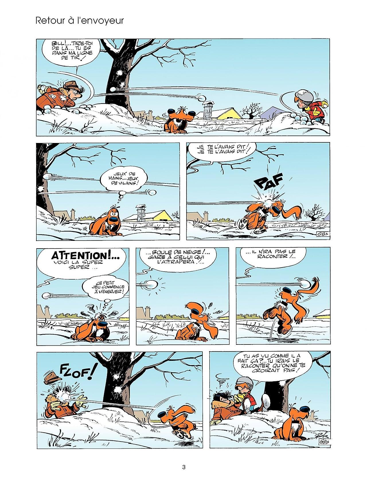 Boule et Bill Vol. 3: Les copains d'abord